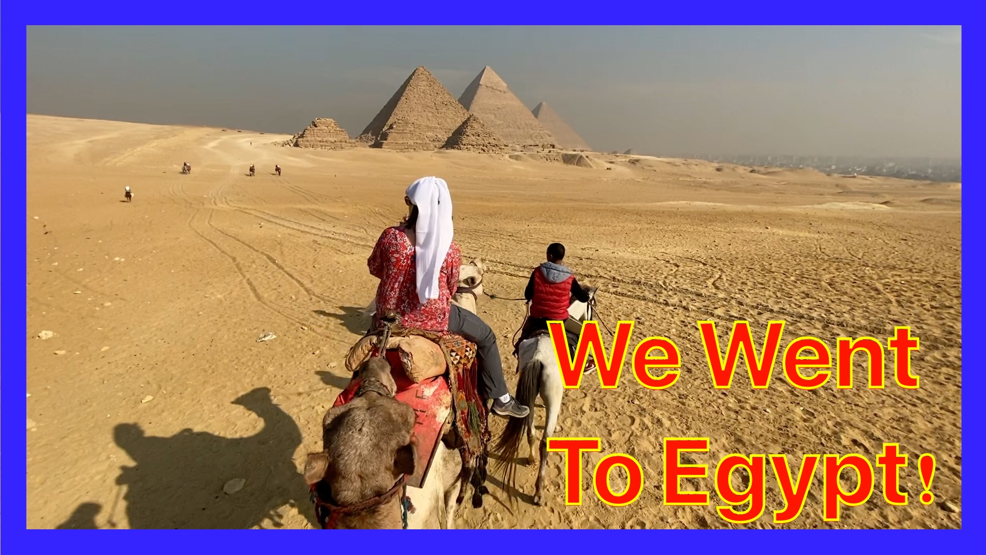 We Touched Pyramids: The Video